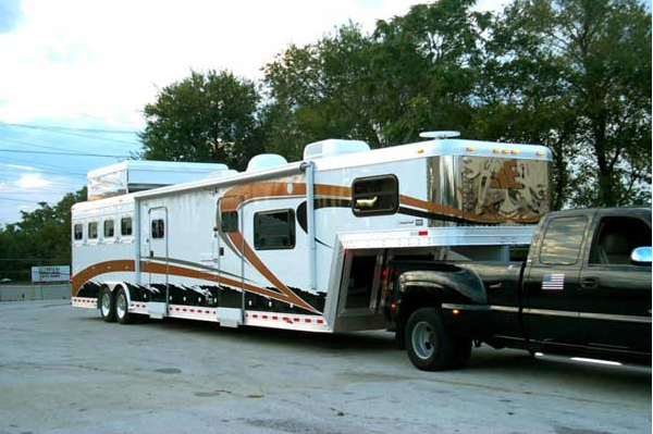 Elite Living Quarter Horse Trailers Main Trailer Sales Llc